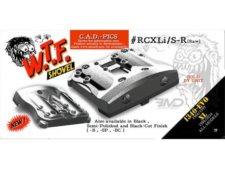 WTF Rocker Box Cover Shovel