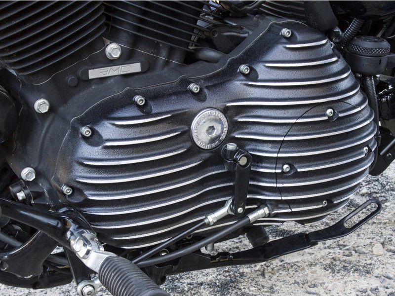 Chopper Primary Cover : Ribsters primary cover emd esteves motorcycles design