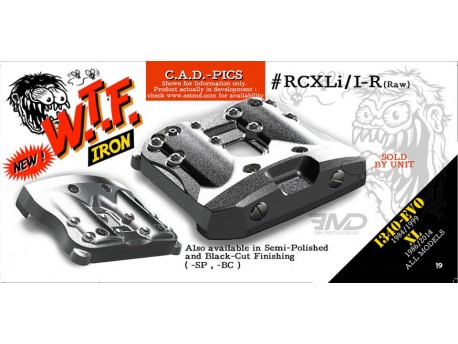 WTF Rocker Box Cover Iron