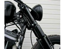 Lower Fork Cover EMD Sportster 2004 up