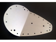 Solo Seat Pan for all 180mm Seat Conversion Kits